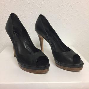 Aldo 'Flosunn' Stilettos, Authentic
